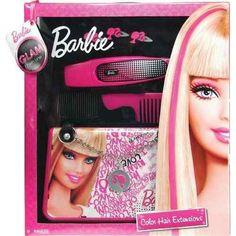 Barbie haarstyler speelset