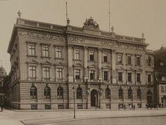 Berlin in alten Bildern - Behrenstr. 39, Dresdner Bank