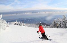 #Killington #vermont #ski area