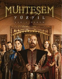 Magnificent Century (2011). Smash-hit soap opera based on Ottoman empire's most revered leader, Suleiman the Magnificent.