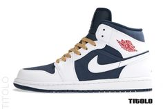 eb462ead63ff I got a pair .jordan 1 olympic Air Jordan Sneakers