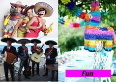 Secrets of a Party Planner - Cinco de Mayo Fun