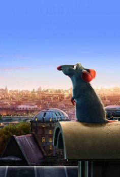 Ratatouille (2007)- Best Picture #7, Original Screenplay #5,  Animated Feature #1