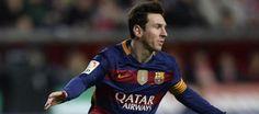 Tributación española trata de impedir que Messi les meta gol