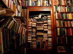 Shakespeare & co by idlethink, via Flickr