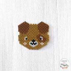 56. Gün / Day 56: Köpek / Puppy #köpek #kopek #dog #puppy #puppylove #pixelart #56 #hergune1miyuki #hergüne1miyuki #motifhergune1miyuki desen / pattern by: @hergune1miyuki ... Desenim kullanıma ve paylaşıma açıktır, tek ricam paylaşım yaparken beni 'tag'lemeyi unutmayın lütfen teşekkürler... Deseni görmek için fotoğrafı kaydırın. / My pattern is free to use and share, I'll appreciate if you mention me while sharing ☺️ thank you... Swipe for the pattern. Peyote Patterns, Craft Patterns, Beading Patterns, Peyote Stitch, Cross Stitch, Beaded Animals, Beading Projects, Loom Beading, Bead Art