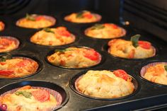Czy muffinki zawsze muszą być słodkie? Czy to koniecznie deser? Nie! Muffinki wytrawne to super propozycja na przekąskę. W wersji na słono t...