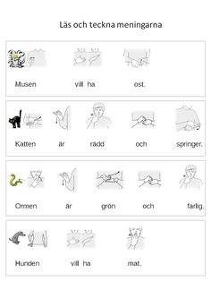Kids Corner, Sign Language, Kindergarten, Preschool, Teaching, Education, Communication, Tips, Kinder Garden