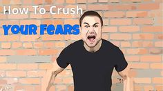 How To Crush Your Fears and Live like a Warrior! #Optimalhealthwarrior