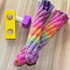 Die Babysocke CHEN   SOX die mitwächst, da sie kein Fersen hat. Unisex, Sock Shoes, Chen, Socks, Etsy, Crochet, Accessories, Fashion, Wrist Warmers