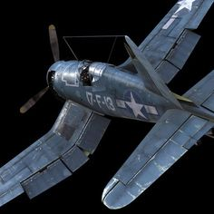 Chance Vought F4U-1A