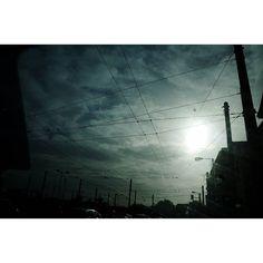 Emptiness #skantzman #manolisskantzakis #photography #athens #sky #city #colour #ricohgr #28mm