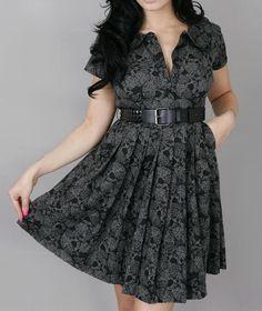 Ladies Barrio Muertes Dress by Iron Fist