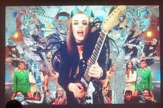 Afbeeldingsresultaat voor brian eno roxy music Brian Eno Roxy Music, Concert, Concerts