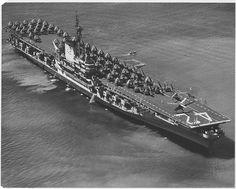 Us Navy Aircraft, Navy Aircraft Carrier, Roosevelt, Navy Carriers, Go Navy, Us Navy Ships, Naval History, United States Navy, Submarines