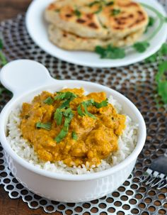 Indian Chicken Korma - The Spice Kit Recipes (www.thespicekitrecipes.com) #indian #indianfood