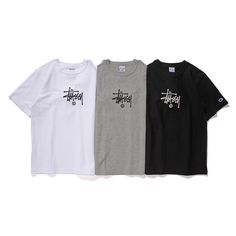 STÜSSY CHAMPION SPRING 16 COLLECTION  : STUSSY JAPAN OFFICIAL SITE