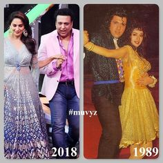 Govinda n Madhuri Dixit Bollywood Actors, Bollywood Celebrities, Bollywood Fashion, Vintage Bollywood, Madhuri Dixit, Indian Celebrities, Krishna, Indian Actresses, Movie Stars