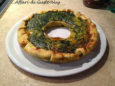 Affari di Gusto: Pic-nic del 1 Maggio...Torta rustica ghiottona con zucchine e formaggino MIO e Ciambella rustica con spinaci filanti
