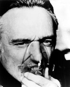 Dennis Hopper as Frank Booth in David Lynch's 'Blue Velvet'