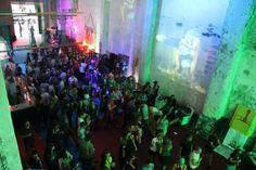 Fiesta de clausura de la 10ª edición del Festival Internacional de Cortometrajes y Videoclips CAOSTICA. Celebrado en el espacio Karola Zirko de Bilbao en 2012.  #caostica10 #karolazirko #caostica #cortometraje #videoclip #audiovisual #bilbao #fiesta