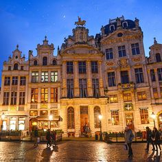 Beautiful architecture, task cuisine, and affordable hotels? Brussels is a European hotspot worth visiting. Photo courtesy of brianthio on Instagram.