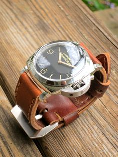 Panerai Watch.  For the cool dad.