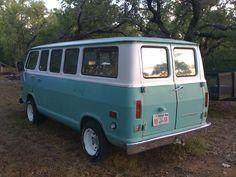 Mike's 1969 Chevy Van