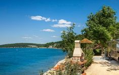 Explore pitches accommodation choices available in Camping Lanterna in Poreč. Camping Resort, Luxury, Water, Outdoor, Electric Bbq Grill, Water Slides, Restore, Campsite, Old Town