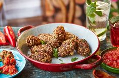 Bring some South American flavour with Quibe, a Brazilian street food, that makes the most of beef mince. See more tasty beef recipes at Tesco Real Food.
