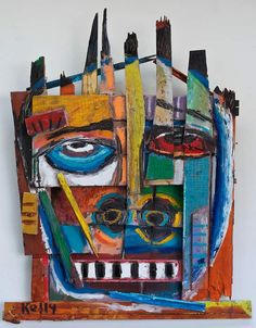 Basquiat in 3D
