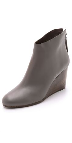 Coclico Shoes Escuro Wedge Booties | SHOPBOP