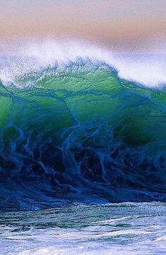 I see this at the beach but cannot get a photo of it. Water Waves, Sea Waves, Sea And Ocean, Ocean Beach, Sunset Beach, All Nature, Amazing Nature, Beautiful Ocean, Beautiful World