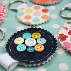 SYS~ Whimsical Key Chains