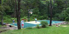 SportCourt | VIP Court - prywatne boisko w ogrodzie