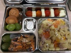 8 Mar 17 Planet Box, Lunches, Sausage, Food, Eat Lunch, Sausages, Essen, Meals, Yemek