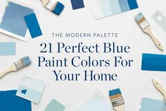 Picking our favorite blues gave us the blues. There are way.too.many. amazing blues out there. After all, blue is one of the most popular colors in home decor right now. Narrowing down to 21 was …