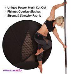 dentelle//lycra P//P Pole Dance Pole Fitness Pôle Active Wear Dancewear exercice