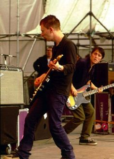 Thom and Colin