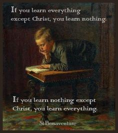 The Breadbox Letters: To Learn Everything