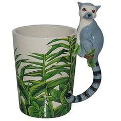 Puckator SMUG28 Kaffeebecher Lemur, 12%C2%A0x%C2%A08,5%C2%A0x%C2%A014,5%C2%A0cm Pu... https://www.amazon.de/dp/B00KW6G31M/?m=A37R2BYHN7XPNV
