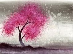 """This is just breathtaking!  I love the pink and I am not a pink person! - """"Bloom"""""""