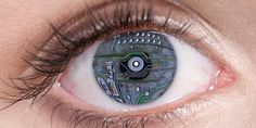 9 Futuristic Inventions You Won't Believe Actually Exist: Bionic Eye Futuristic Technology, Medical Technology, Science And Technology, Technology Articles, Technology Gadgets, Medical Coding, Technology Careers, Technology Innovations, Business Technology
