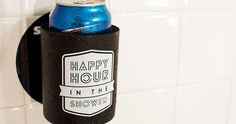 Here at Shakoolie we are firm believers that nothing beats a good happy hour. So why not continue that happy hour in your shower...