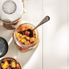 Mango Chutney #recipe 10-minute recipes that add a gourmet touch to dinner - Chatelaine