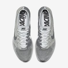 ca27f002788d See the pitures and find release info on the upcoming Nike Flyknit Racer  Pure Platinum - The most comfortable sneaker right now.