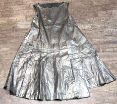 rundholz dip - Kleid Space old silver - Sommer 2014 - stilecht - mode für frauen mit format...