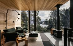 A Dream Weekend Away At The Retreat, Pumphouse Point - The Design Files Australian Architecture, Australian Homes, Dream Weekend, California Bungalow, Outdoor Baths, Architecture Awards, Luxury Accommodation, Luxury Hotels, The Design Files
