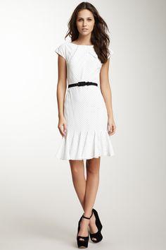 Gilbert Polka Dot Dress <3 A good dress to wear out on the town!