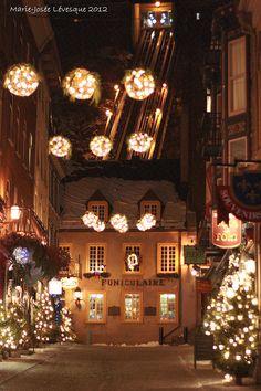 Les fêtes dans le Vieux-Québec | Flickr : partage de photos !